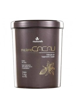 Madame Cocoa Treatment Mask 1kg - Madamelis Beautecombeleza.com