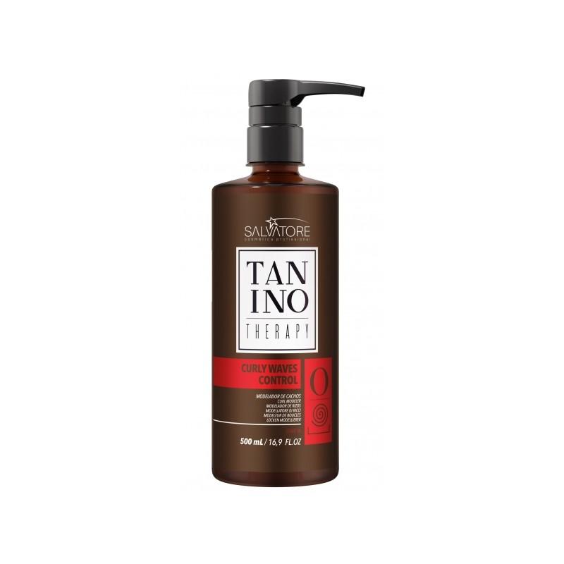 CONTROLE DE ONDA CURLY Product O - Tanino Therapy - Salvatore Cosméticos Beautecombeleza.com