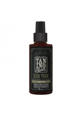 Hair Tonic Bioplants 120ml Tanino Barbear  - Salvatore Beautecombeleza.com