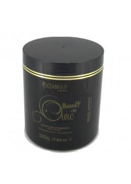 Gold-Plated High Impact Mask 500g - Ocean Hair Beautecombeleza.com