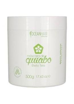 Hidratação Intensa Quiabo Efeito Teia - Ocean Hair Beautecombeleza.com