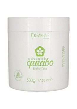 Okra Cobweb Effect Mask 500g - Ocean Hair Beautecombeleza.com