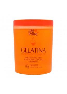 GELATINA CAPILAR - 1K - LOVE POTION Beautecombeleza.com