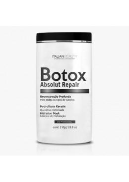 Botox Absolut Repair Efeito liso e Hidratação (1kg) - Italian Beauty  Beautecombeleza.com