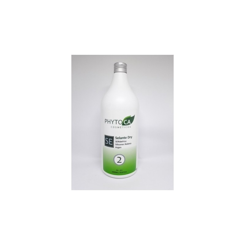 Selante Dry Progressiva Para Loiras 1l -  Phytoca Cosméticos Beautecombeleza.com