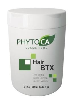 Botox Capilar Hair Btx Profissional 500g - Phytoca Cosmético Beautecombeleza.com