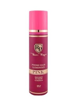 Hair Restorer Extreme Luminous Pink Tinting Finisher 250ml - Robson Peluquero Beautecombeleza.com