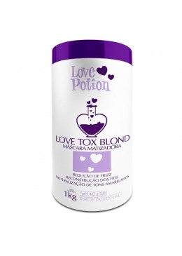 Love Tox Blond Botox Matizador 1kg - Love Potion 