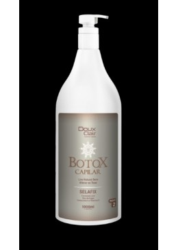Botox Capilar Selafix 1L - Doux Clair  beautecombeleza.com