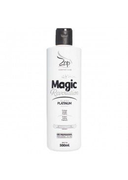 Magic Revolution Gloss Platinum 500ML - Zap Cosmetics Beautecombeleza.com