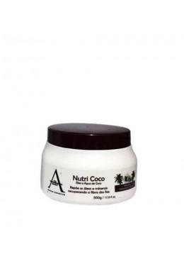 Professional Coconut Nutricoco Nutrition Hair Treatment Mask 500g - Alkimia Beautecombeleza.com