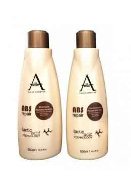 Professional Lactic Acid Technology ABS Repair Treatment Kit 2x500ml - Alkimia Beautecombeleza.com