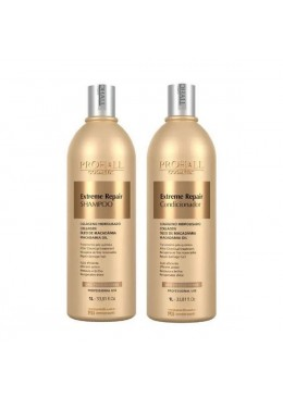 Extreme Repair Maintenance Collagen Macadamia Home Care Kit 2x1L - Prohall Beautecombeleza.com