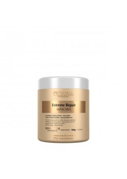 Extreme Repair Home Care Maintenance Collagen Macadamia Mask 500g - Prohall Beautecombeleza.com
