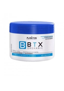 Straigtening B.TX Orghanic High Performance Mask 300g - Plancton Professional Beautecombeleza.com