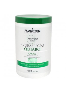 Nature Special Hydration Okra Hair Treatment Mask 1Kg - Plancton Professional Beautecombeleza.com