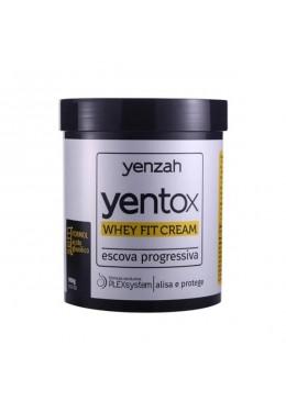Whey Yentox Progressive Brush  900G - Yenzah   Beautecombeleza.com