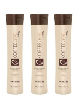 Coffee Care Strong Home Care Kit 3x300ml- Honma Tokyo