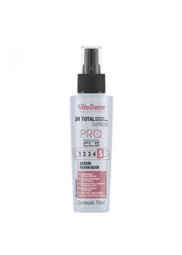 Serum Repair  3R PRO Total Express  75ml - Vita Derm Beautecombeleza.com