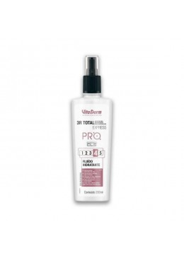 3R Total Express Moisturizing Hair Fluid 200ml - Vita Derm 