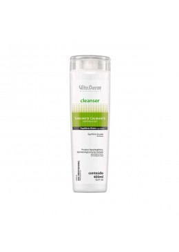 Soothing  Soap Cleanser 400ml - Vita Derm Beautecombeleza.com