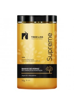 Supreme Verniz Bath - Tree Liss 1kg