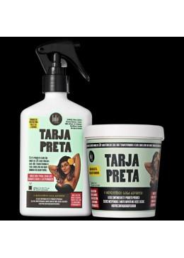 Vegetable Keratin Black Stripe Reconstruction Kit 2 Products - Lola Cosmetics Beautecombeleza.com