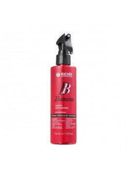 Professional Multifuncional BB Ilumine Leave-In Spray Finisher 210ml - Richée Beautecombeleza.com