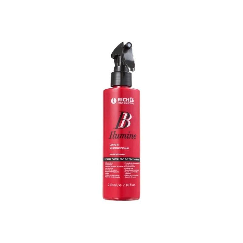 Professional Multifuncional BB Ilumine Leave-In Spray Finisher 210ml - Richée Beautecombeleza.com