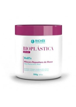 Brazilian Biobtx Mass Replenisher Botox Treatment Bioplasty Mask 500g - Richée Beautecombeleza.com
