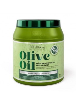 Masque à L'huile d'olive Capillair Nutrition OLIVE OIL 950g Forever  Liss Beautecombeleza.com