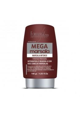 Masque Matizadora Mega Marsala  140g - Forever Liss Beautecombeleza.com
