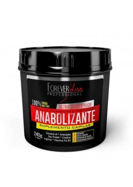 Anabolic Capillary Supplement Moisturizing Fortifying Mask 240g - Forever Liss Beautecombeleza.com