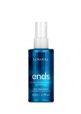 Professional Healthy Hair Regenerator Ends Tip Repair Finisher Oil 80ml - Lowell Beautecombeleza.com