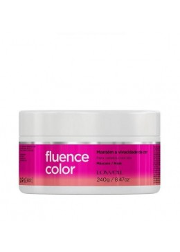Colored Hair Vivacity of Color Treatment Fluence Color Hair Mask 240g - Lowell Beautecombeleza.com