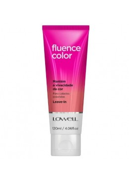 Colored Hair Vivacity of Color Treatment Fluence Color Leave-In 120ml - Lowell Beautecombeleza.com
