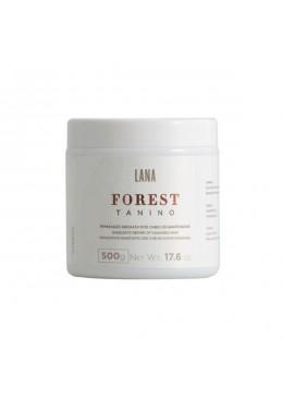 Forest Tanino Mask Immediate Repair of Damaged Hair 500g - Lana Beautecombeleza.com