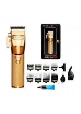 Professional MiraCurl Pro Gold FX Ferrari Bivolt Hair Cutting Machine - Babyliss Beautecombeleza.com