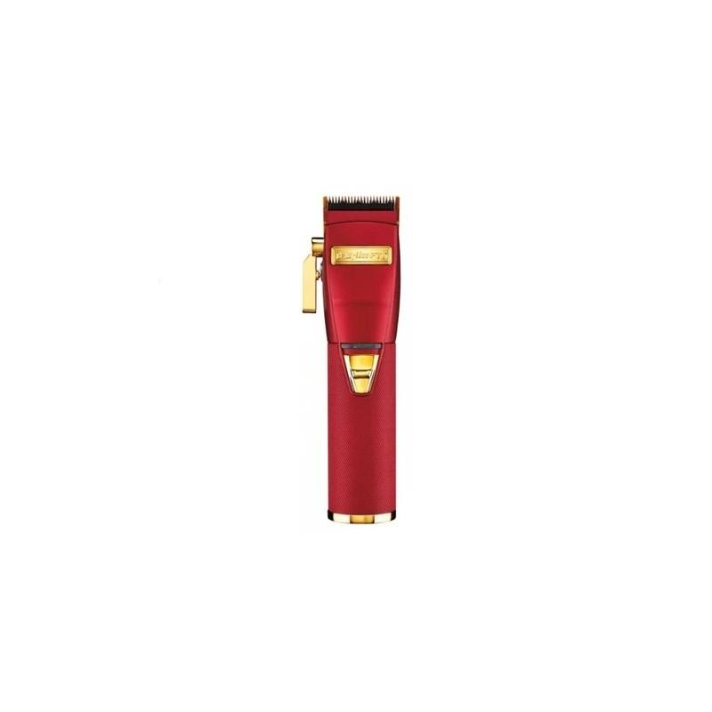 MiraCurl 4 Barbers Hawk the Prodigy Red Bivolt Hair Cutting Machine - Babyliss Beautecombeleza.com