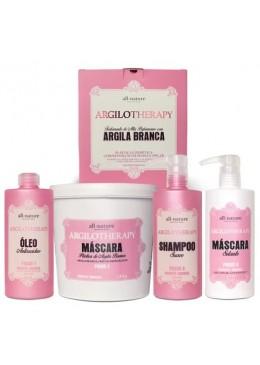 Argilotherapy - All Nature Beautecombeleza.com