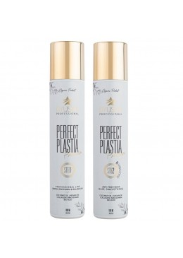 Perfectplastia Premium Hair Smoothing Brazilian Blowout Organic 2x1L - Dyusar Beautecombeleza.com