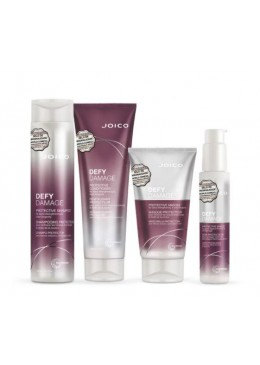 Defy Damage Protective Prevention Moringa Arginine Treatment Kit 4 Prod. - Joico Beautecombeleza.com