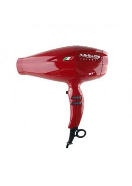 MiraCurl Pro Ferrari Volare Red V1 Titanium Hair Dryer 127V 2000W - Babyliss Beautecombeleza.com