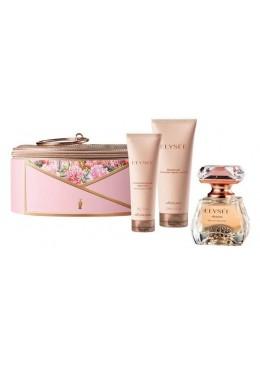 Original Female Elysee Gift Parfum Kit 3 Products + Necessaire - o Boticário Beautecombeleza.com