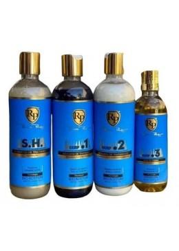 CCRP Programme Capillaire Bio Acetum 4 Products - Robson Peluquero  Beautecombeleza.com