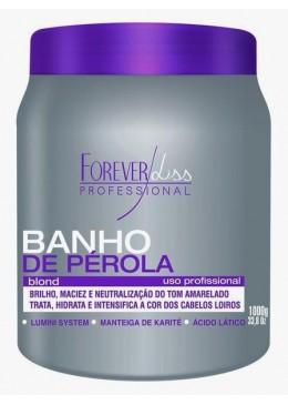 Banho De Perola Blonde Mask 1kg - Forever Liss