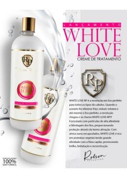 Progressive White Love Liso Perfeito 1L - Robson Peluquero Beautecombeleza.com