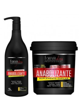Anabolic Capillary Strength And Nutrition Kit Professional 2x1 - Forever Liss