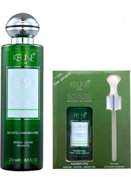 So Pure Natural Balance Energizing Caffeine Biotin Lemon Argan 2 Prod. - Keune Beautecombeleza.com