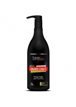 Anabolic Capillary Shampoo Strength And Nutrition 1L - Forever Liss